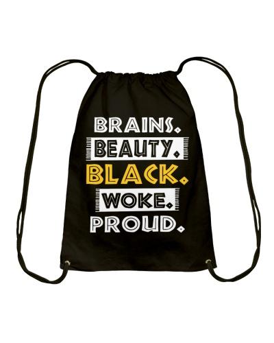 BRAINS - BEAUTY - BLACK - AFRICAN AMERICAN