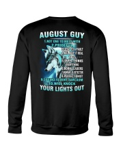 AUGUST GUY Crewneck Sweatshirt thumbnail