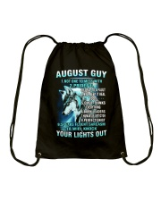 AUGUST GUY Drawstring Bag thumbnail