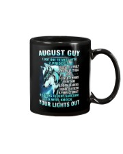 AUGUST GUY Mug thumbnail