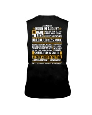 LEGENDS ARE BORN IN AUGUST Sleeveless Tee thumbnail