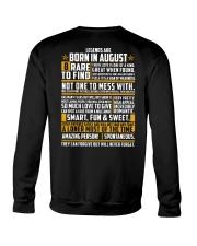 LEGENDS ARE BORN IN AUGUST Crewneck Sweatshirt thumbnail