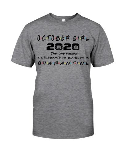 OCTOBER GIRL 2020 CELEBRATE BIRTHDAY QUARANTINE