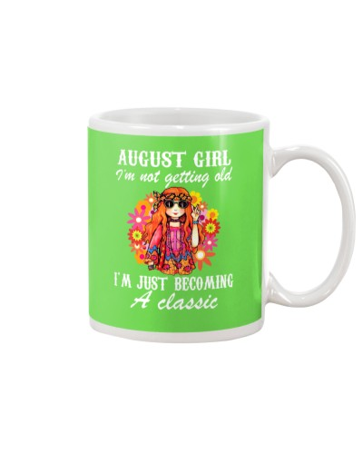 AUGUST GIRL - I'M NOT GETTING OLD