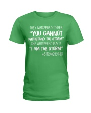 STRONGMOTHER Ladies T-Shirt front