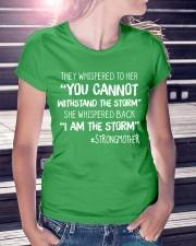 STRONGMOTHER Ladies T-Shirt lifestyle-women-crewneck-front-7