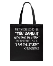 STRONGMOTHER Tote Bag thumbnail