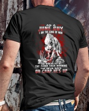 JUNE GUY THE KIND OF MAN Classic T-Shirt lifestyle-mens-crewneck-back-2