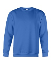 FEBRUARY GUY FACTS Crewneck Sweatshirt front
