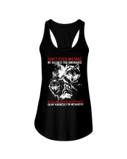 WOLVES - THE MISTAKE Ladies Flowy Tank thumbnail