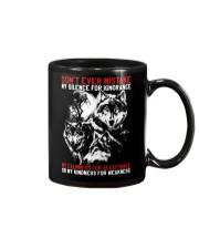 WOLVES - THE MISTAKE Mug thumbnail