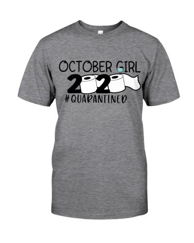 OCTOBER GIRL 2020 QUARANTINED