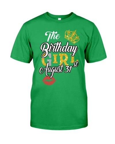 THE BIRTHDAY GIRL 31ST AUGUST