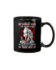 OCTORBER GUY THE KIND OF MAN Mug thumbnail