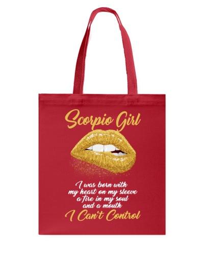 SCORPIO GIRL - I CAN'T CONTROL