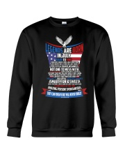 LEGENDS ARE BORN IN JULY Crewneck Sweatshirt thumbnail