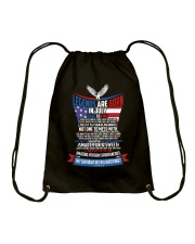 LEGENDS ARE BORN IN JULY Drawstring Bag thumbnail