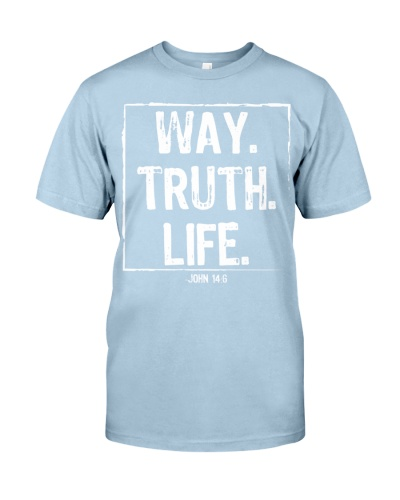 WAY TRUTH LIFE - WARRIOR OF CHRIST