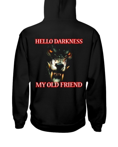 WOLVES - HELLO DARKNESS MY OLD FRIEND