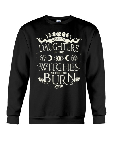 WE ARE THE DAUGHTERS OF THE WITCHES