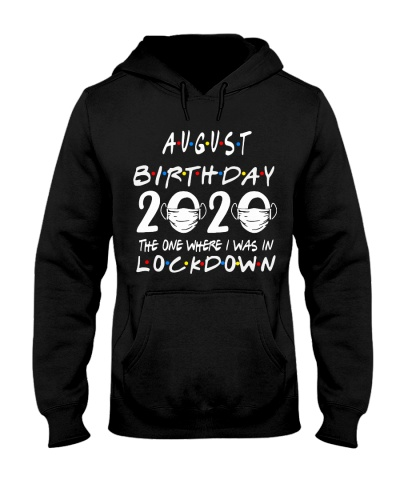 AUGUST BIRTHDAY 2020 WHERE I WAS IN LOCKDOWN