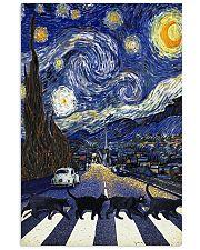 CAT VAN GOGH 16x24 Poster front