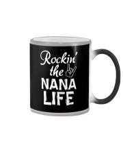 ROCKIN' THE NANA LIFE Color Changing Mug thumbnail