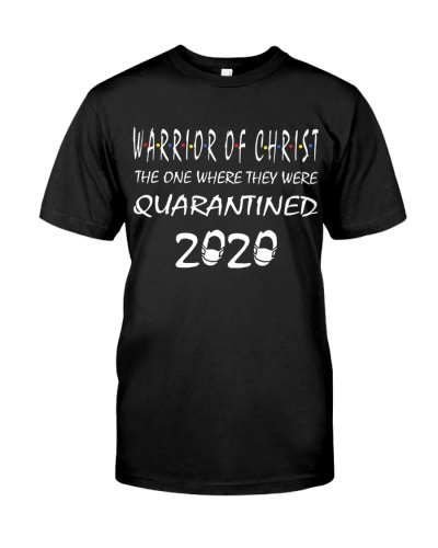 WARRIOR OF CHRIST WHERE THEY WERE QUARANTINED2020
