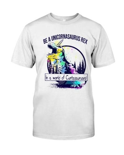 BE A UNICORNASAURUS