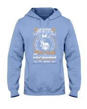 CAPRICORN - LIMITED EDITION Hooded Sweatshirt front