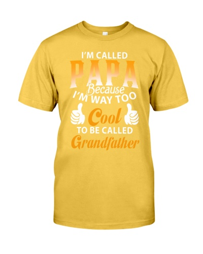 THEY CALL ME GRANDPA