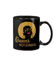 QUEENS ARE BORN IN NOVEMBER Mug thumbnail
