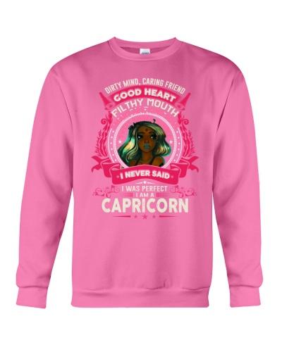 I NEVER SAID I WAS PERFECT - CAPRICORN