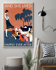 AND SHE LIVED HAPPILY EVER AFTER 16x24 Poster lifestyle-poster-1
