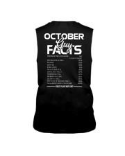 OCTOBER GUY FACTS Sleeveless Tee thumbnail