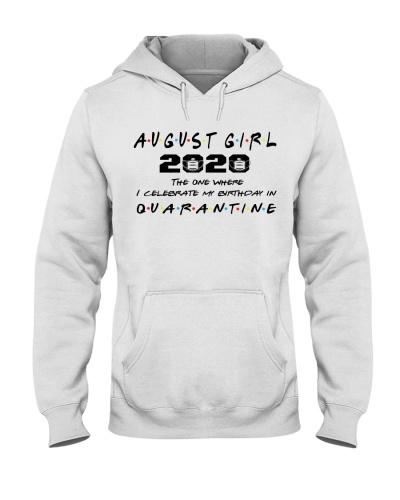 AUGUST GIRL 2020 CELEBRATE BIRTHDAY IN QUARANTINE