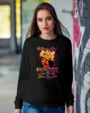 FEBRUARY - LIMITED EDITION Crewneck Sweatshirt lifestyle-unisex-sweatshirt-front-9