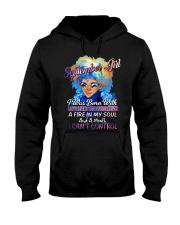 SEPTEMBER GIRL CANT CONTROL Hooded Sweatshirt thumbnail