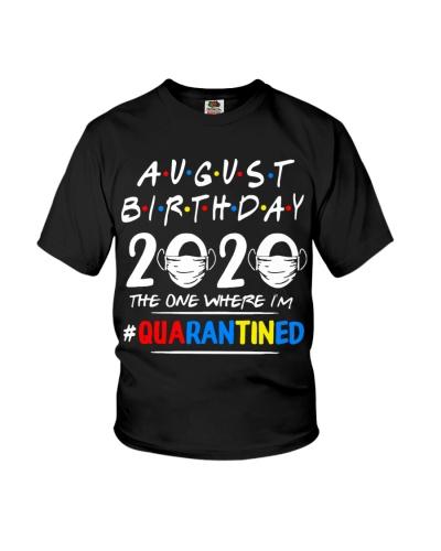 AUGUST BIRTHDAY 2020 THE ONE WHERE IM QUARANTINED