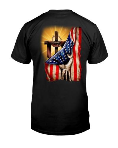 FLAG - WARRIOR OF CHRIST - JESUS