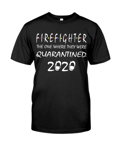 FIREFIGHTER THE ONE WHERE THEY WERE QUARANTINED