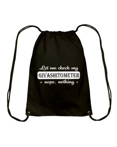 LET ME CHECK MY GIVASHITOMETER - AFRICAN AMERICAN