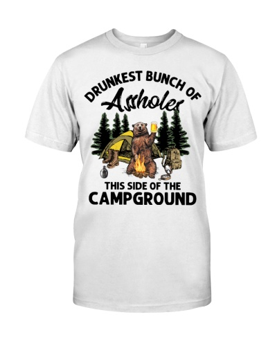 THIS SIDE OF THE CAMPGROUND - CAMPING