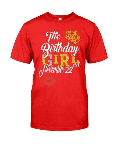THE BIRTHDAY GIRL 22ND NOVEMBER