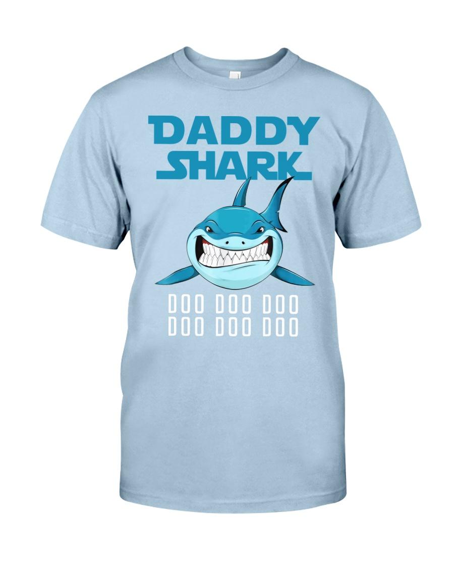DADDY SHARK DOO DOO DOO Classic T-Shirt