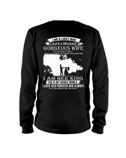 GORGEOUS MARCH WIFE Long Sleeve Tee thumbnail