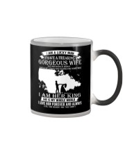 GORGEOUS MARCH WIFE Color Changing Mug thumbnail