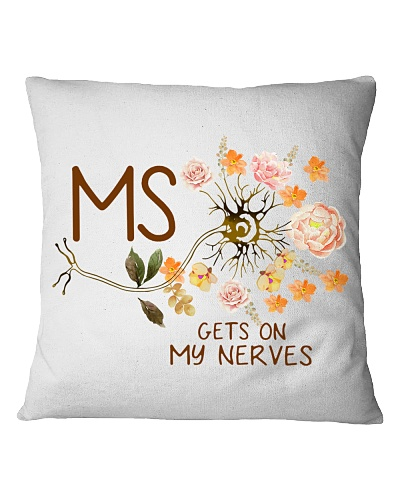 GETS ON MY NERVES - MULTIPLE SCLEROSIS