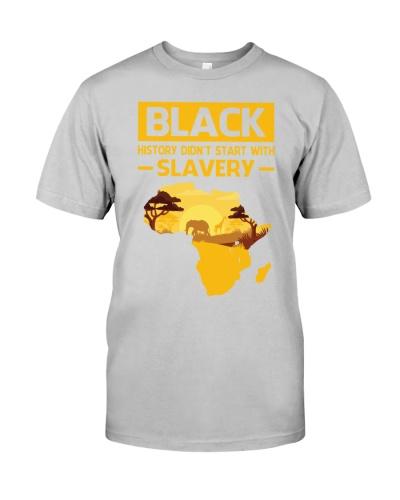 BLACK HISTORY - AFRICAN AMERICAN