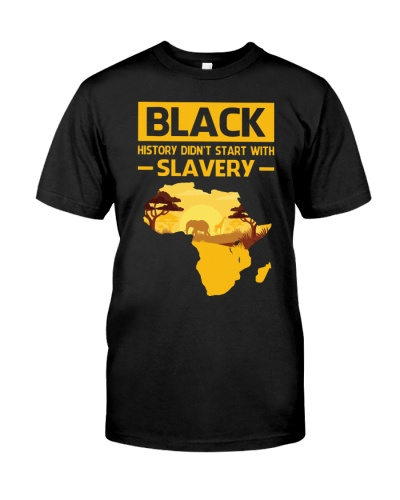 BLACK HISTORY - AFRICAN AMERICAN